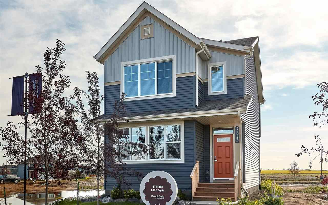 Main Photo: 4136 Chappelle Green in Edmonton: Zone 55 House for sale : MLS®# E4210178