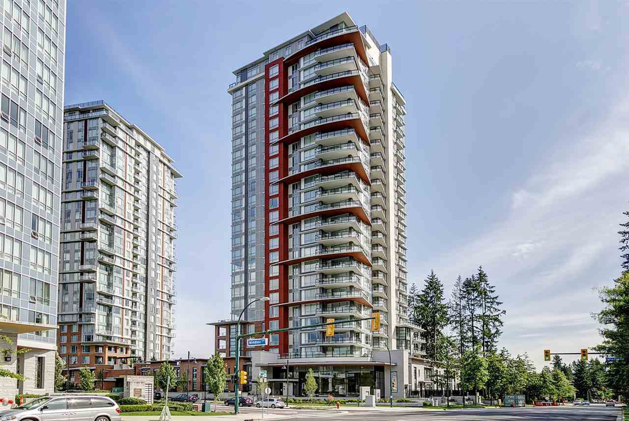 "Main Photo: 702 3096 WINDSOR Gate in Coquitlam: New Horizons Condo for sale in ""Mantyla by Polygon"" : MLS®# R2492925"