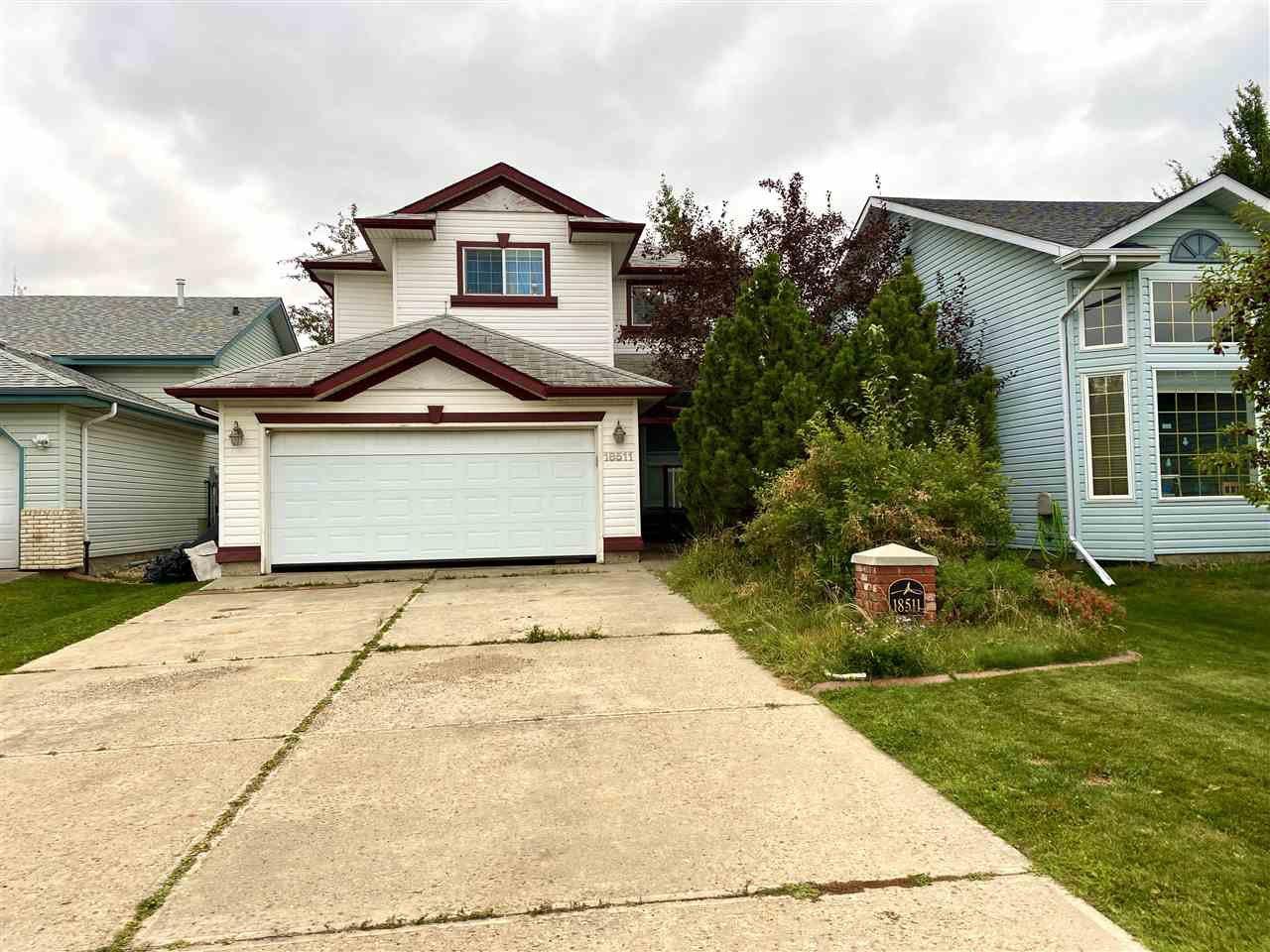 Main Photo: 18511 50 Avenue in Edmonton: Zone 20 House for sale : MLS®# E4214404