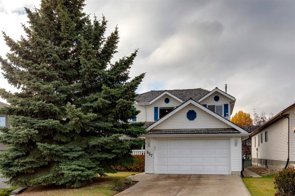 Main Photo: 627 Sierra Morena Place SW in Calgary: Signal Hill Detached for sale : MLS®# A1042537