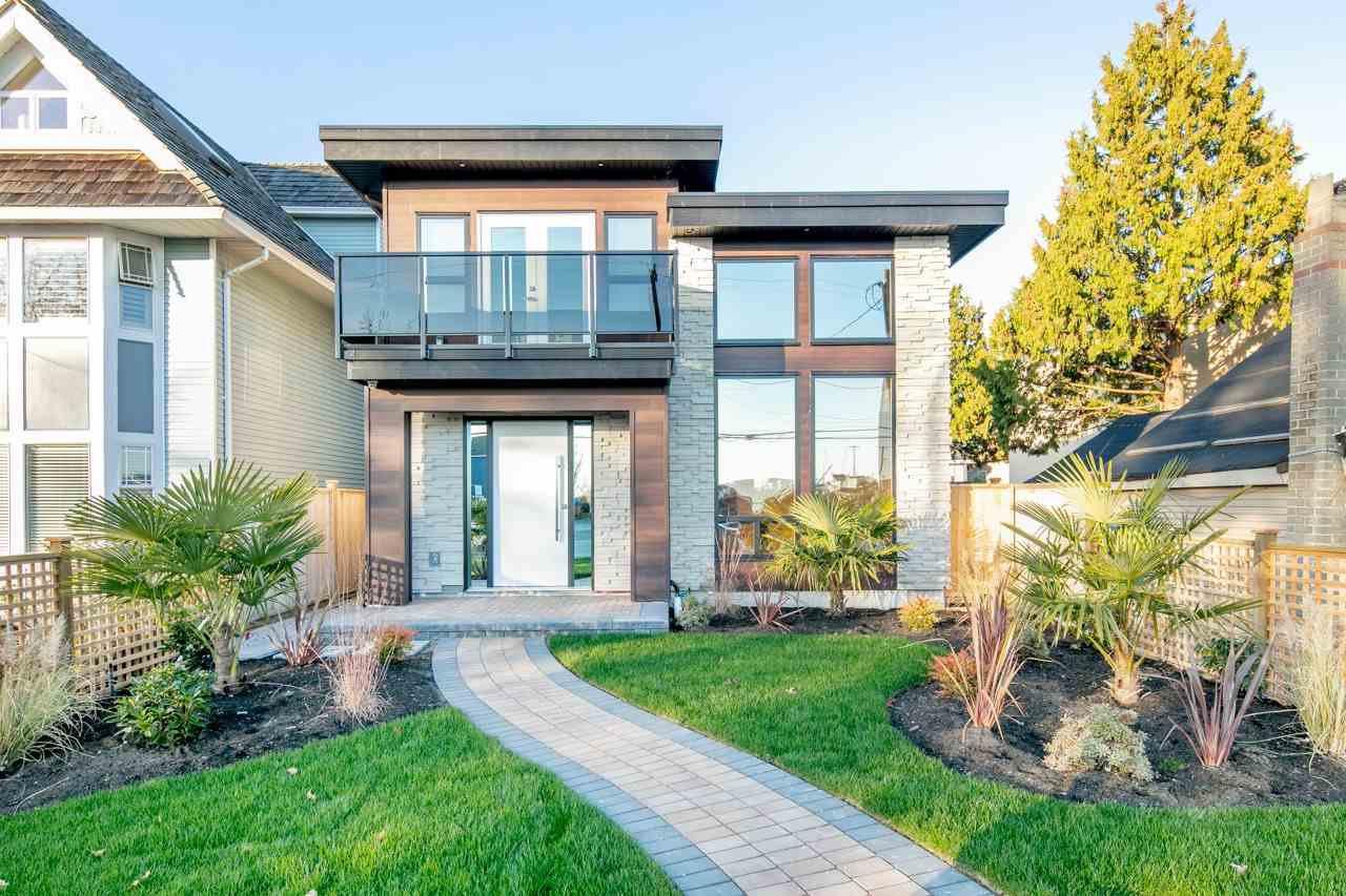 """Main Photo: 3091 CHATHAM Street in Richmond: Steveston Village House for sale in """"STEVESTON VILLAGE"""" : MLS®# R2513646"""