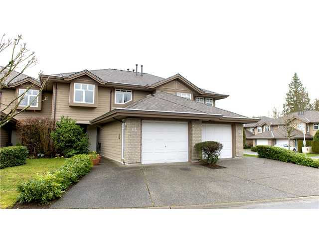 "Main Photo: 64 11737 236TH Street in Maple Ridge: Cottonwood MR Townhouse for sale in ""MAPLEWOOD CREEK"" : MLS®# V876539"