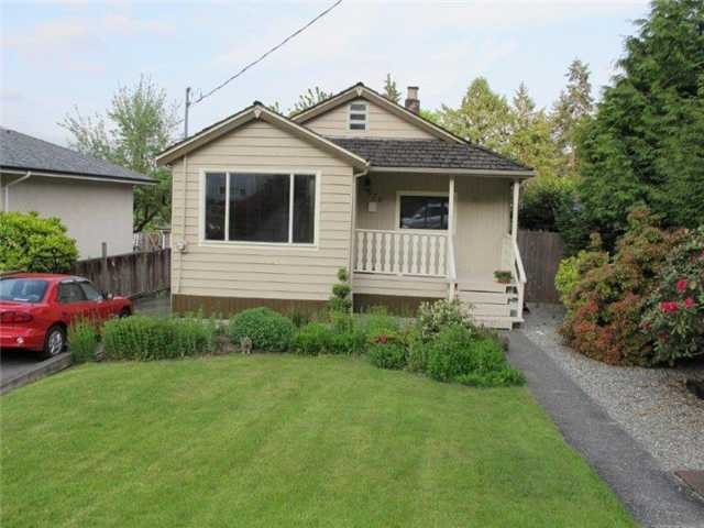Photo 1: Photos: 570 COLBY Street in New Westminster: The Heights NW House  : MLS®# V893424