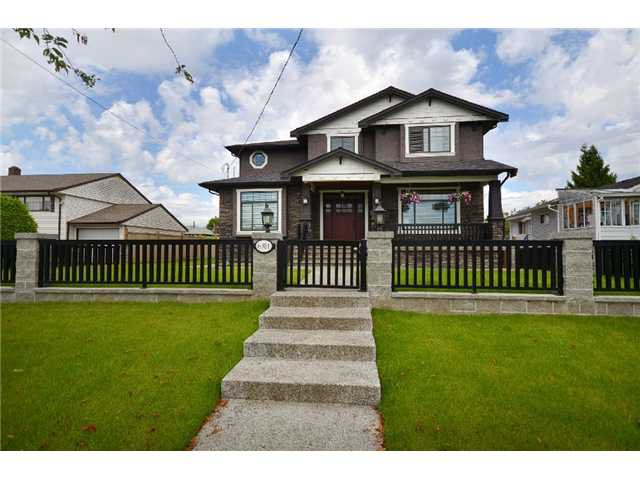 Main Photo: 6981 CURTIS Street in Burnaby: Sperling-Duthie House for sale (Burnaby North)  : MLS®# V896369