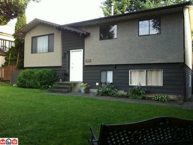 Main Photo: 18292 64TH Avenue in Surrey: Cloverdale BC House for sale (Cloverdale)  : MLS®# F1120508
