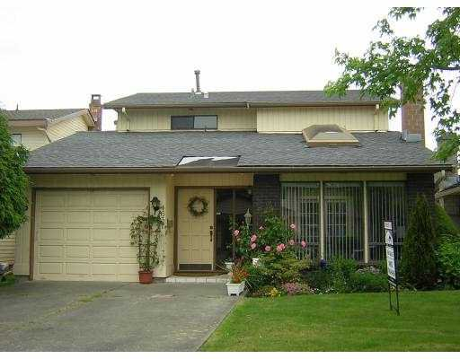 Main Photo: 4631 HERMITAGE Drive in Richmond: Steveston North House for sale : MLS®# V592461