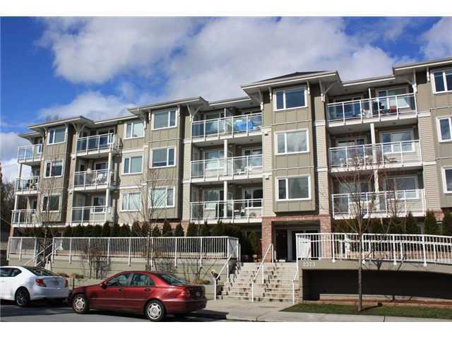 "Main Photo: 107 2373 ATKINS Avenue in Port Coquitlam: Central Pt Coquitlam Condo for sale in ""Carmandy"" : MLS®# V1038249"