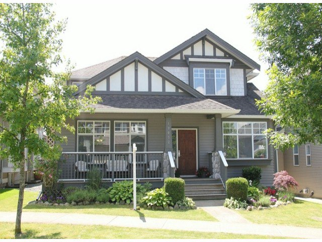 "Main Photo: 19052 68A Avenue in Surrey: Clayton House for sale in ""Clayton Village"" (Cloverdale)  : MLS®# F1414411"
