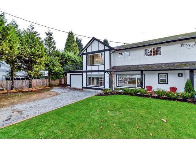 Main Photo: 732 BRADA Drive in Coquitlam: Coquitlam West House Duplex for sale : MLS®# V1093144