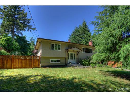 Main Photo: 8650 East Saanich Rd in NORTH SAANICH: NS Dean Park House for sale (North Saanich)  : MLS®# 704797