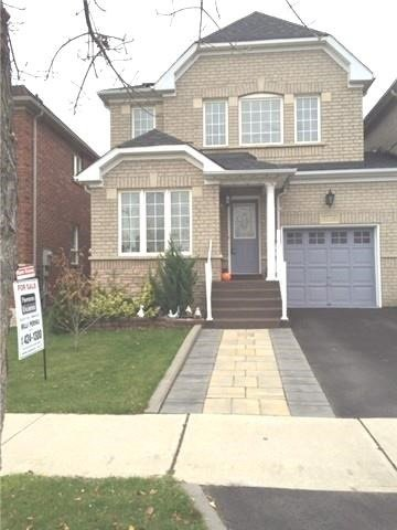 Main Photo: 3136 Bentley Drive in Mississauga: Churchill Meadows House (2-Storey) for sale : MLS®# W3352711