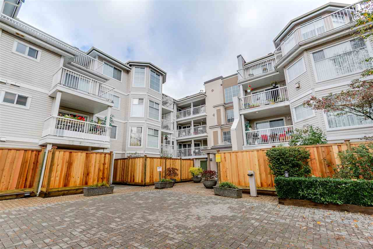"Main Photo: 109 2678 DIXON Street in Port Coquitlam: Central Pt Coquitlam Condo for sale in ""SPRINGDALE"" : MLS®# R2019629"