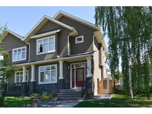 Main Photo: 906 33 Street NW in Calgary: Parkdale House for sale : MLS®# C4050863