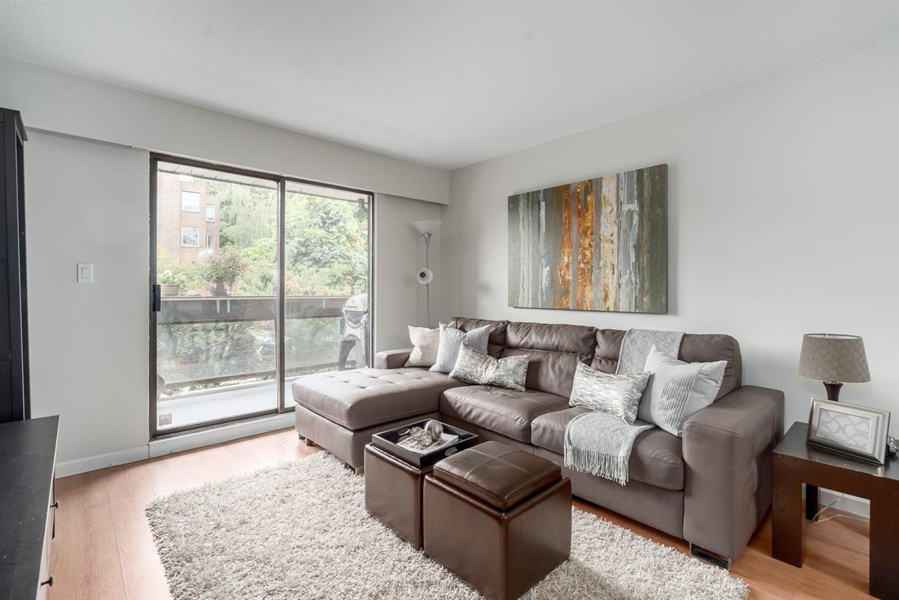 "Main Photo: 201 215 N TEMPLETON Drive in Vancouver: Hastings Condo for sale in ""Hastings Sunrise"" (Vancouver East)  : MLS®# R2077401"