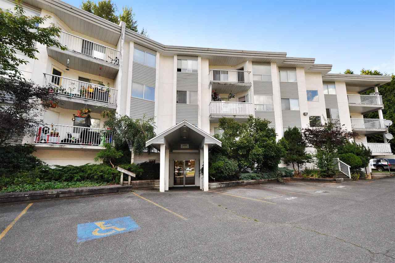 Main Photo: 306 2535 HILL-TOUT Street in Abbotsford: Abbotsford West Condo for sale : MLS®# R2092120