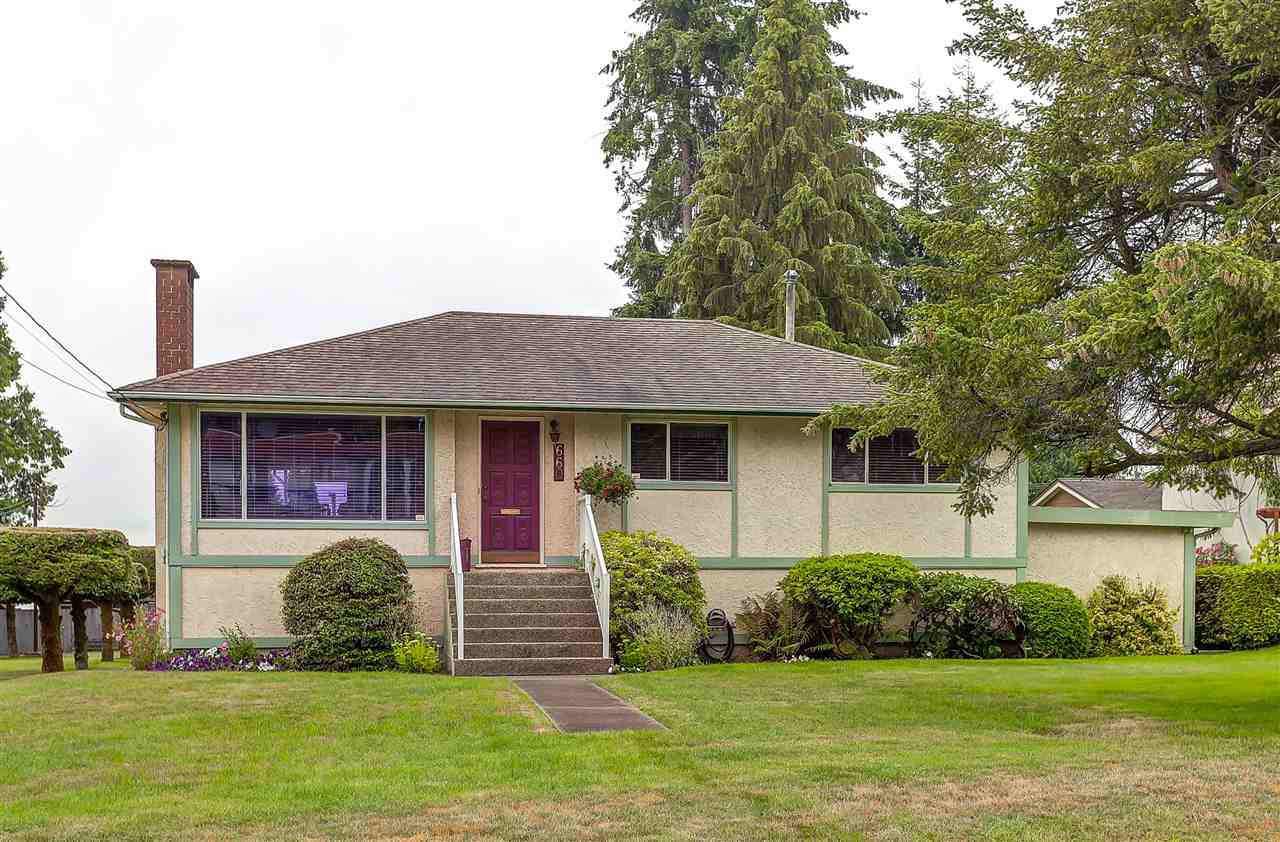 Main Photo: 660 FLORENCE Street in Coquitlam: Coquitlam West House for sale : MLS®# R2096799
