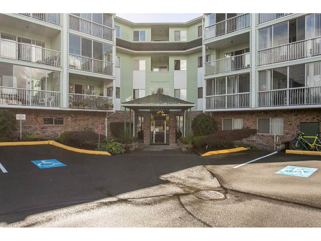 """Main Photo: 304 31850 UNION Avenue in Abbotsford: Abbotsford West Condo for sale in """"Fernwood Manor"""" : MLS®# R2110377"""