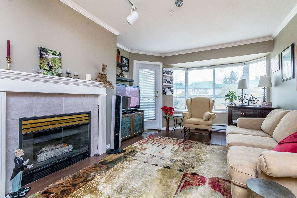 "Main Photo: 311 2958 TRETHEWEY Street in Abbotsford: Abbotsford West Condo for sale in ""Cascade Green"" : MLS®# R2214403"