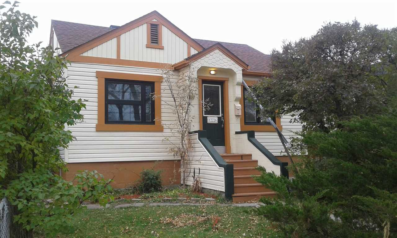 Main Photo: 12226 91 Street in Edmonton: Zone 05 House for sale : MLS®# E4085704