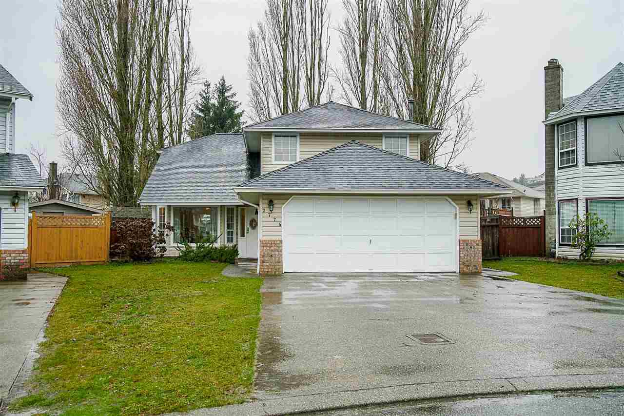 Main Photo: 2775 DEHAVILLAND Place in Abbotsford: Abbotsford West House for sale : MLS®# R2236197