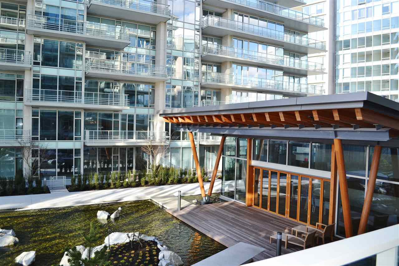"""Main Photo: 310 5199 BRIGHOUSE Way in Richmond: Brighouse Condo for sale in """"RIVER GREEN"""" : MLS®# R2236832"""