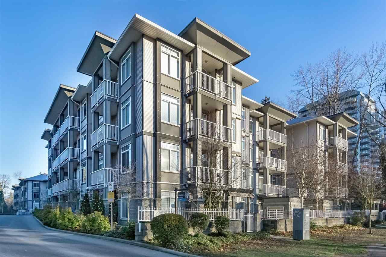 """Photo 1: Photos: 228 13277 108 Avenue in Surrey: Whalley Condo for sale in """"PACIFICA"""" (North Surrey)  : MLS®# R2245436"""
