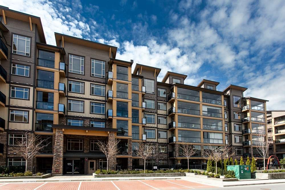 "Main Photo: 616 8067 207 Street in Langley: Willoughby Heights Condo for sale in ""Yorkson Creek - Parkside 1"" : MLS®# R2249877"