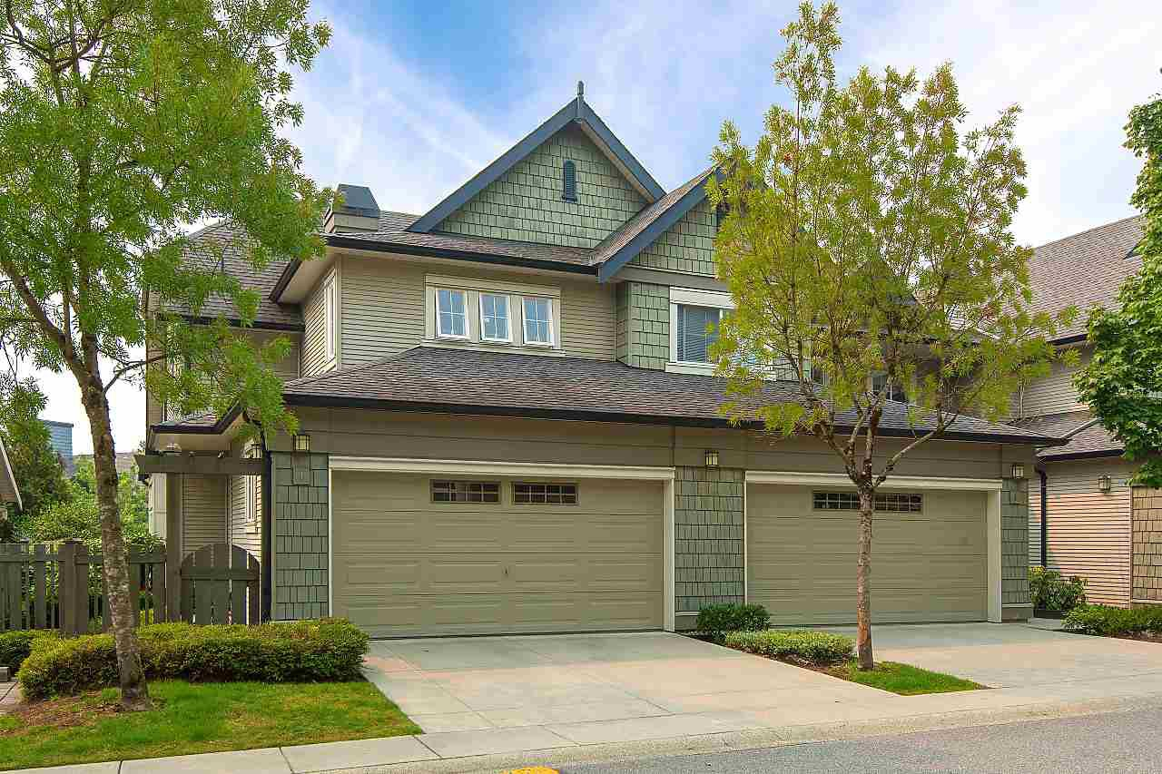 """Photo 18: Photos: 4 2978 WHISPER Way in Coquitlam: Westwood Plateau Townhouse for sale in """"WHISPER RIDGE"""" : MLS®# R2300463"""