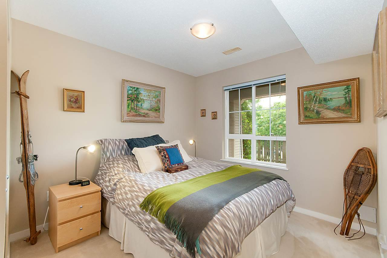 """Photo 14: Photos: 4 2978 WHISPER Way in Coquitlam: Westwood Plateau Townhouse for sale in """"WHISPER RIDGE"""" : MLS®# R2300463"""