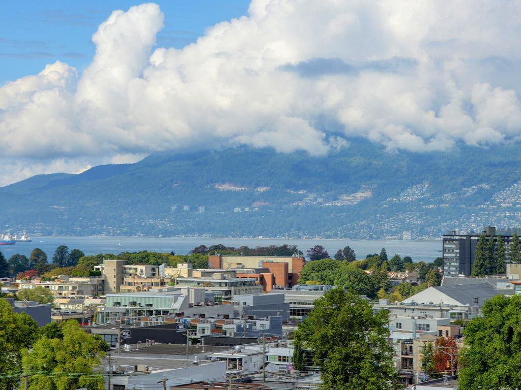 """Main Photo: 906 1650 W 7TH Avenue in Vancouver: Fairview VW Condo for sale in """"Virtu"""" (Vancouver West)  : MLS®# R2307388"""