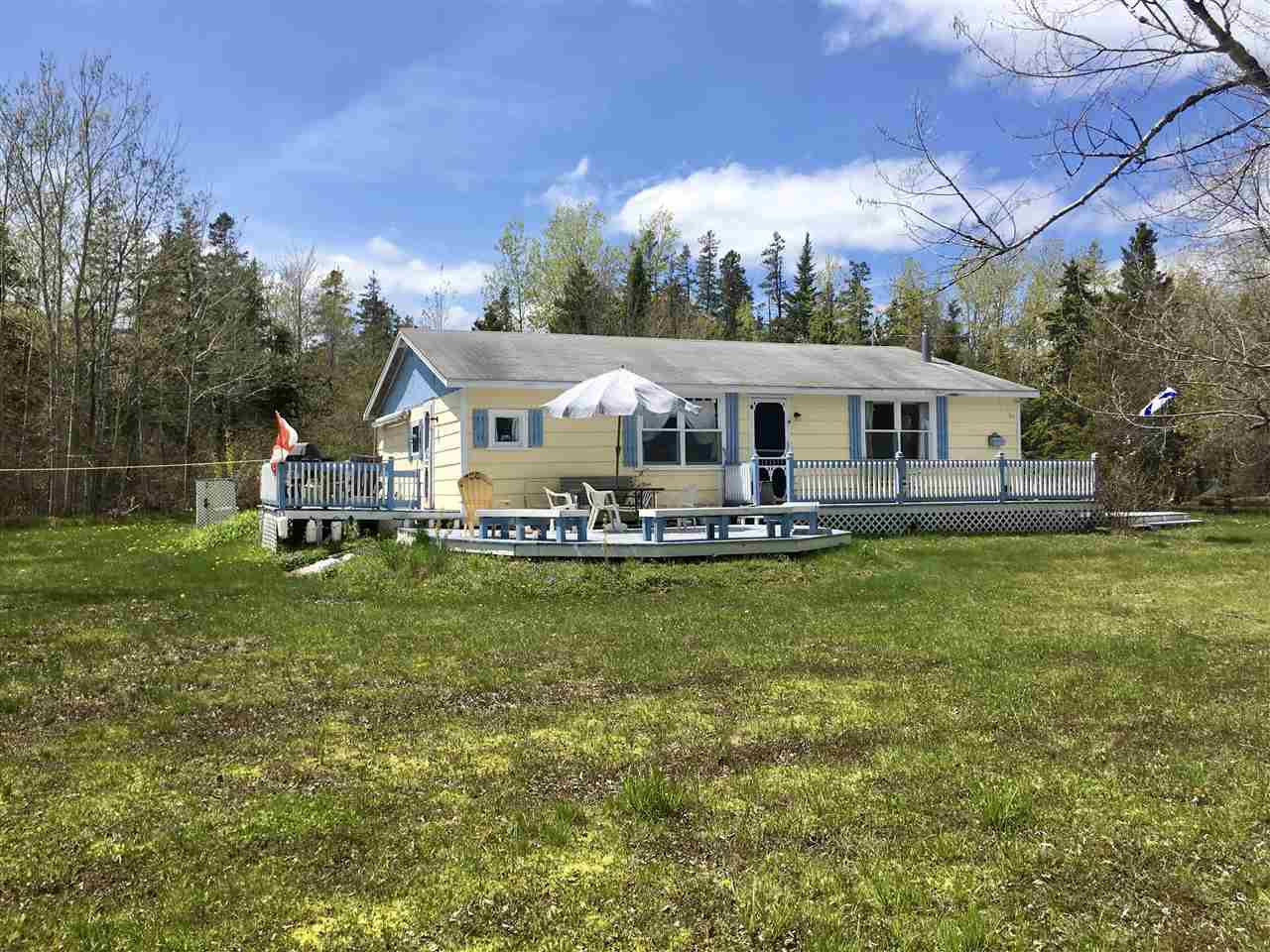 Main Photo: 59 Fraser Road in Brule Point: 103-Malagash, Wentworth Residential for sale (Northern Region)  : MLS®# 201912267
