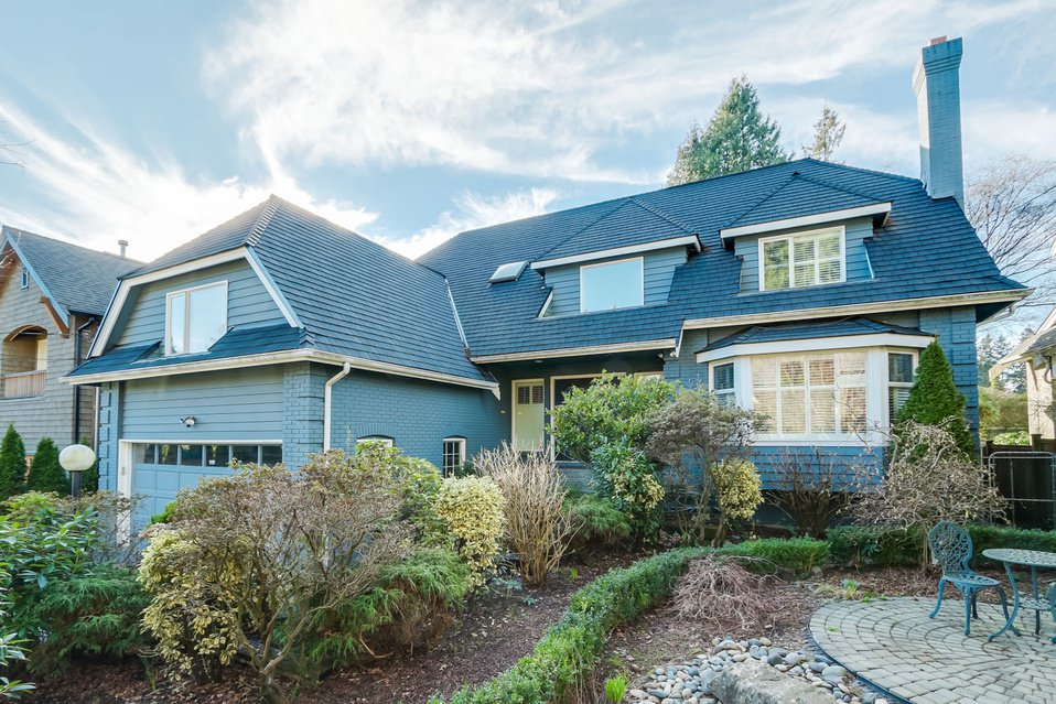 Main Photo: 6449 Larch St in Vancouver: Kerrisdale Home for sale ()  : MLS®# V1106972