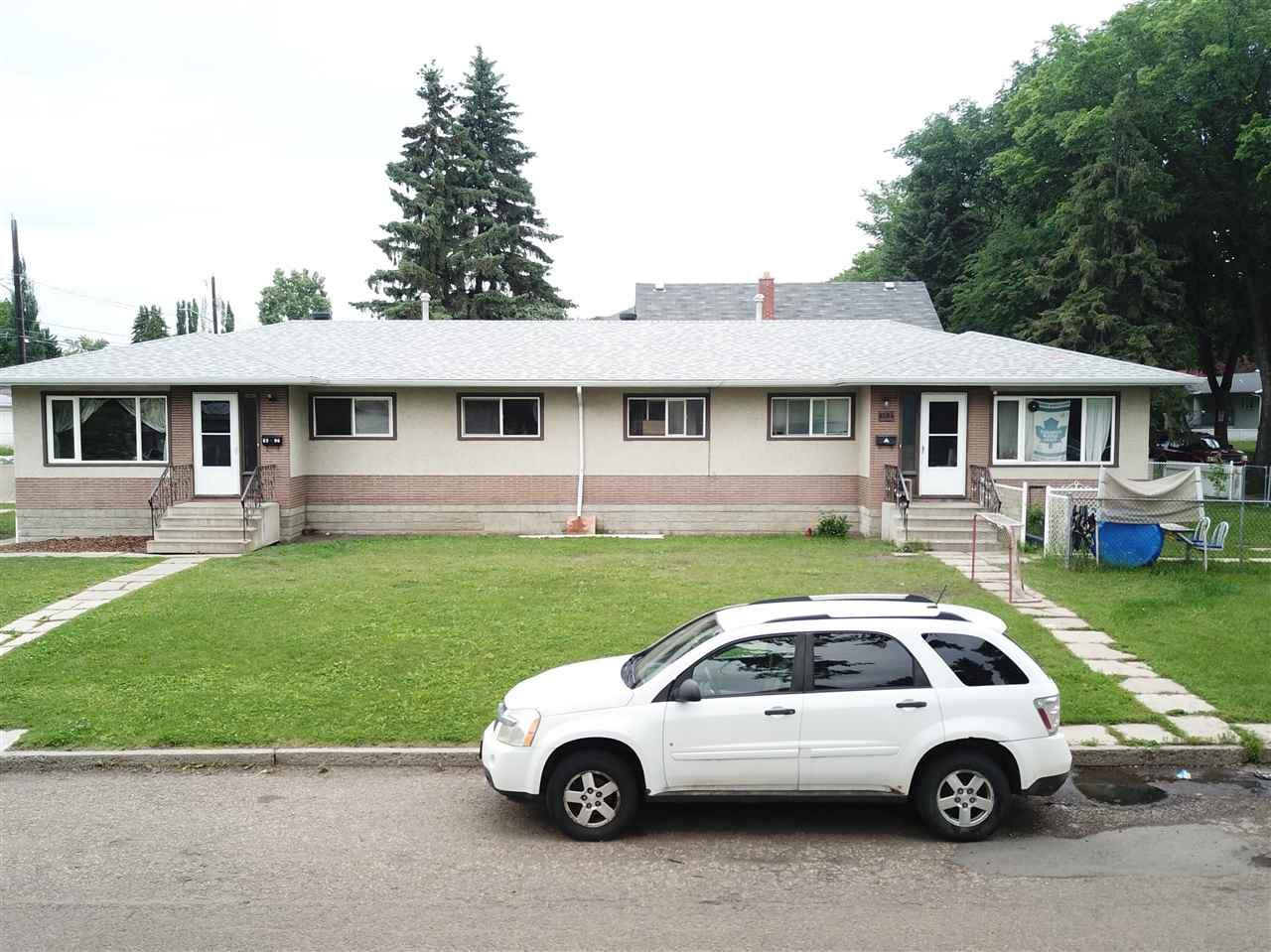 Main Photo: 8504-8506 121 Avenue NW in Edmonton: Zone 05 House Duplex for sale : MLS®# E4165523