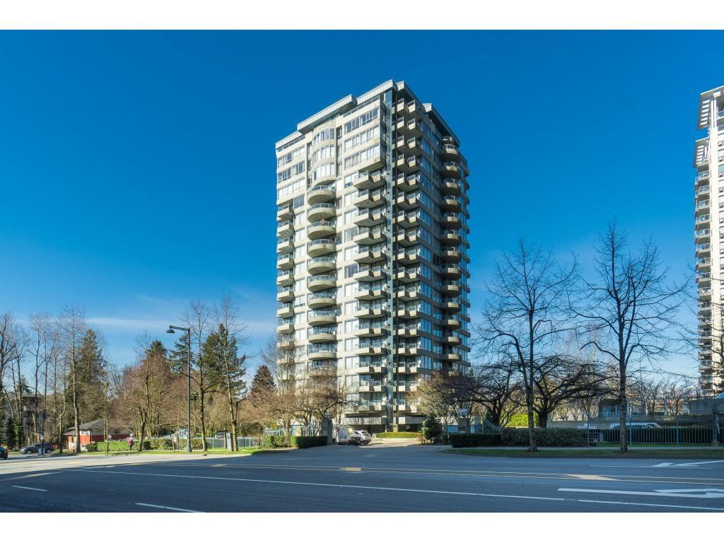 "Main Photo: 1701 13353 108 Avenue in Surrey: Whalley Condo for sale in ""Cornerstone"" (North Surrey)  : MLS®# R2436826"