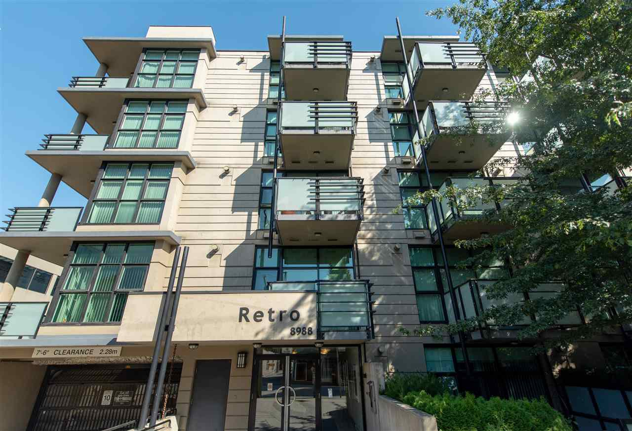Main Photo: 324 8988 HUDSON STREET in Vancouver: Marpole Condo for sale (Vancouver West)  : MLS®# R2435569