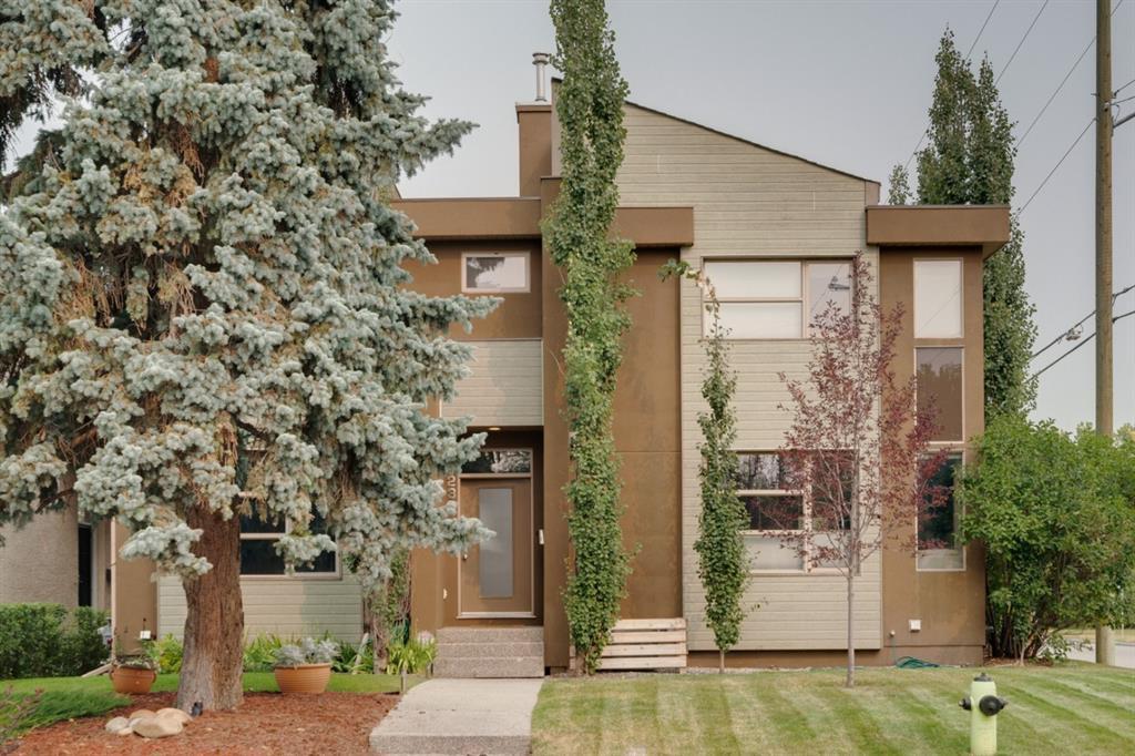 Main Photo: 2304 24 Avenue SW in Calgary: Richmond Semi Detached for sale : MLS®# A1034328