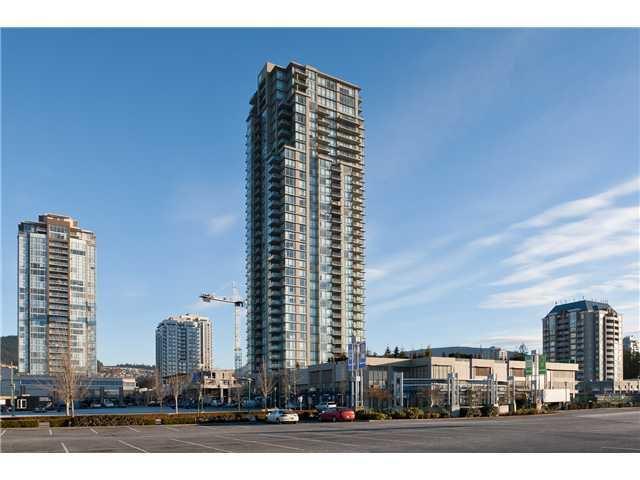 Main Photo: 704 2980 Atlantic Avenue in Coquitlam: Condo for sale : MLS®# v934514