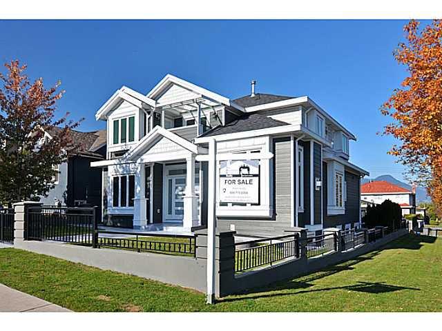 Main Photo: 3095 GRANT Street in Vancouver: Renfrew VE House for sale (Vancouver East)  : MLS®# V1032744