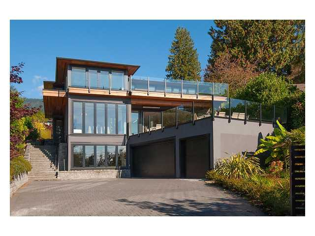 "Main Photo: 2659 MARINE Drive in West Vancouver: Dundarave House for sale in ""Dundarave"" : MLS®# V1033029"