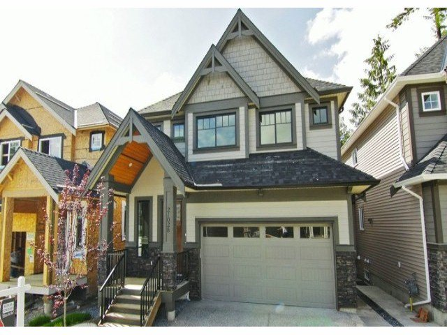"""Photo 1: Photos: 21028 76A AV in Langley: Willoughby Heights House for sale in """"Yorkson"""" : MLS®# F1401116"""