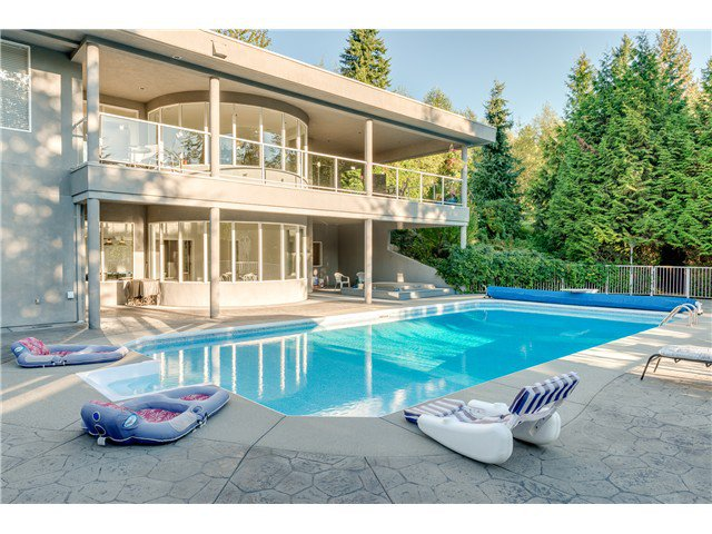 "Main Photo: 1075 THOMSON Road: Anmore House for sale in ""Village of Anmore"" (Port Moody)  : MLS®# V1085389"