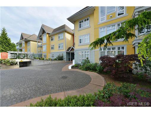 Main Photo: VICTORIA REAL ESTATE = Mt. Tolmie Condo For Sale SOLD With Ann Watley