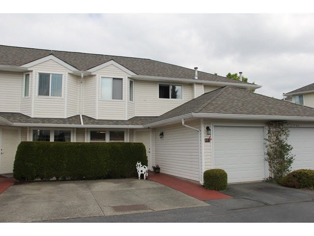 "Main Photo: 28 21928 48 Avenue in Langley: Murrayville Townhouse for sale in ""Murrayville Glen"" : MLS®# F1441232"