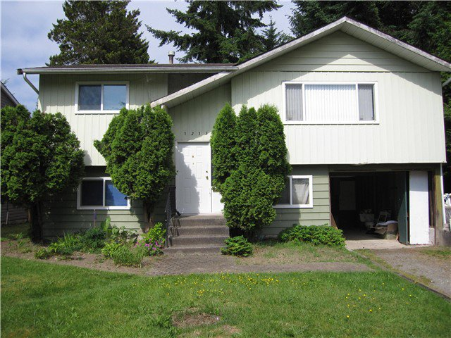Main Photo: 12151 GREENWELL Street in Maple Ridge: East Central House for sale : MLS®# V1127693
