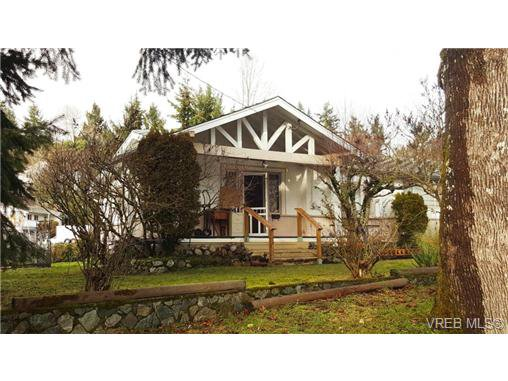 Main Photo: 1130 Goldstream Ave in VICTORIA: La Langford Lake House for sale (Langford)  : MLS®# 719559