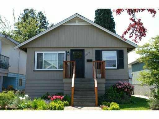 Main Photo: 3176 E 47TH AVENUE in : Killarney VE House for sale : MLS®# V828531