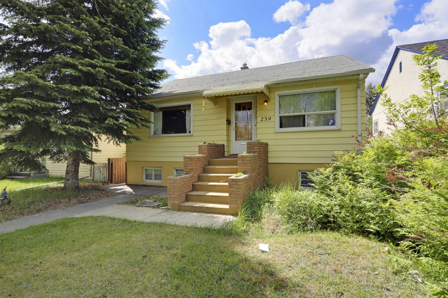 Main Photo: 239 24 Avenue NE in Calgary: House for sale : MLS®# C3621086
