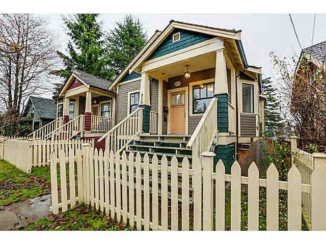 Main Photo: 820 EDINBURGH STREET in : Moody Park House for sale : MLS®# V1097106
