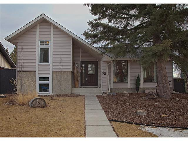 Main Photo: 45 LOCK Crescent: Okotoks House for sale : MLS®# C4105485