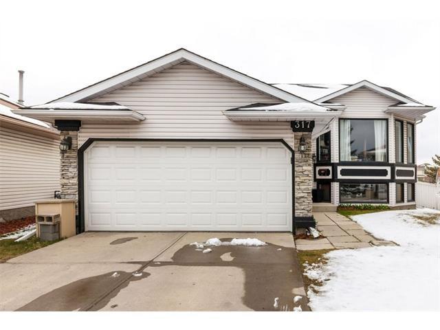 Main Photo: 317 CITADEL HILLS Circle NW in Calgary: Citadel House for sale : MLS®# C4112677
